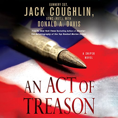 An Act of Treason audiobook cover art