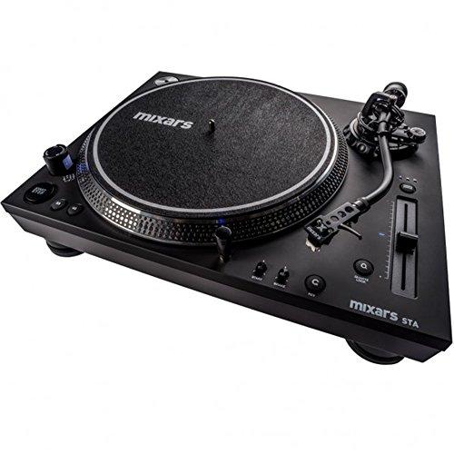 MIXARS STA - GIRADISCHI PROFESSIONALE PER DJ A TRAZIONE DIRETTA CON BRACCIO A 'S'