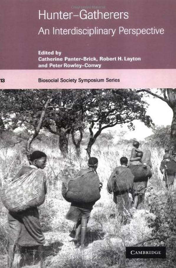 手入れ専門用語映画Hunter-Gatherers (Biosocial Society Symposium Series)