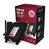weBoost Drive 4G-M (470121) Cell Phone Signal Booster for Your Car & Truck – Verizon, AT&T, T-Mobile, Sprint - Enhance Your Cell Phone Signal up to 32x