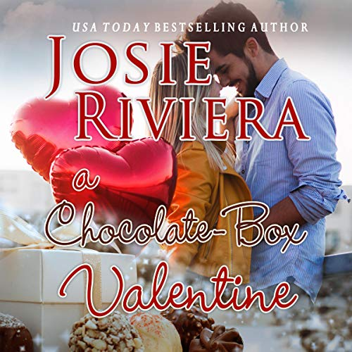 A Chocolate-Box Valentine audiobook cover art