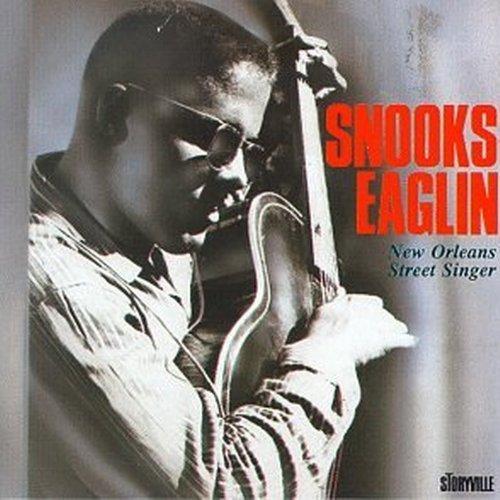 New Orleans street singer by Snooks Eaglin (1994-11-14)