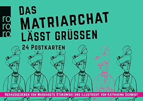 Das Matriarchat lässt grüßen: 24 Postkarten
