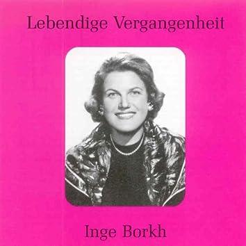 Lebendige Vergangenheit - Inge Borkh