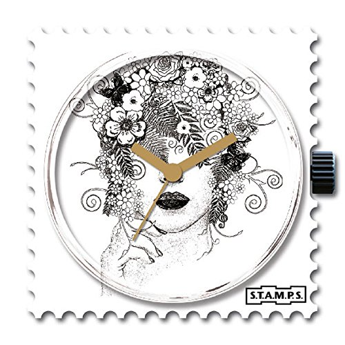 S.T.A.M.P.S. Stamps Uhr Zifferblatt Annaick