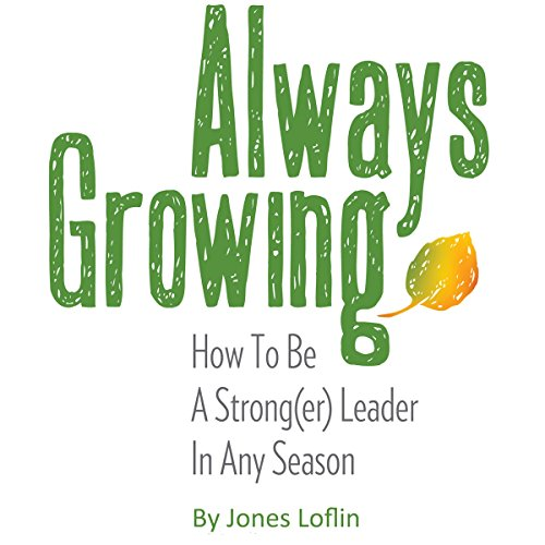 Always Growing audiobook cover art