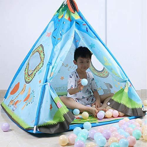 Tienda portátil triángulo punta bebé casa de juego para niños