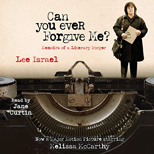 Can You Ever Forgive Me? cover art