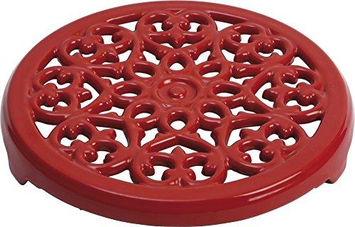 Staub Fonte 1601006 Dessous de Plat Lys Cerise 23 cm