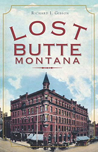 Lost Butte, Montana (English Edition)