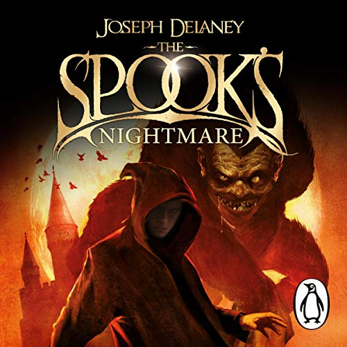 Couverture de The Spook's Nightmare