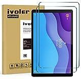 iVoler 2 Pezzi Pellicola Vetro Temperato per Lenovo Tab M10 HD 10.1 Pollici (2ᵃ Generazione), Pellicola Protettiva Protezione per Schermo per Lenovo Tab M10 HD 10.1 Pollici (2ᵃ Generazione)