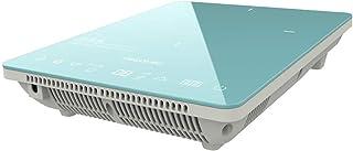 Cecotec Draagbare inductiekookplaat Full Crystal Sky, 2000 W, vermogen en temperatuur instelbaar, 4 vooraf ingestelde prog...