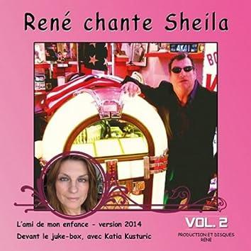 Rene chante sheila, vol. 2