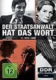 Der Staatsanwalt hat das Wort - Box 5: 1978-1980 (DDR-TV-Archiv) [4 DVDs]