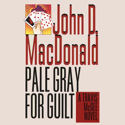 Pale Gray for Guilt audiobook cover art