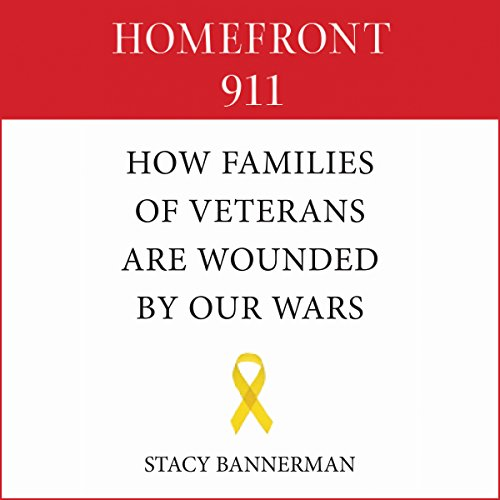 Homefront 911 audiobook cover art