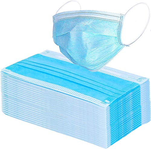 Disposable Air Pollution & Protection Mask with tie (50)