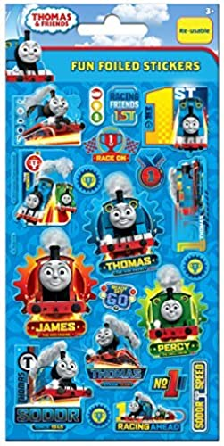 ahorra hasta un 70% Paper Projects Thomas Thomas Thomas and Friends Foiled Stickers by Paper Projects  comprar barato