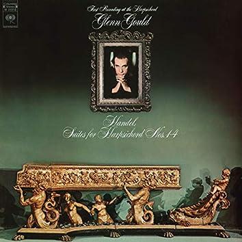 Händel: Suites for Harpsichord Nos. 1-4, HWV 426-429 - Gould Remastered