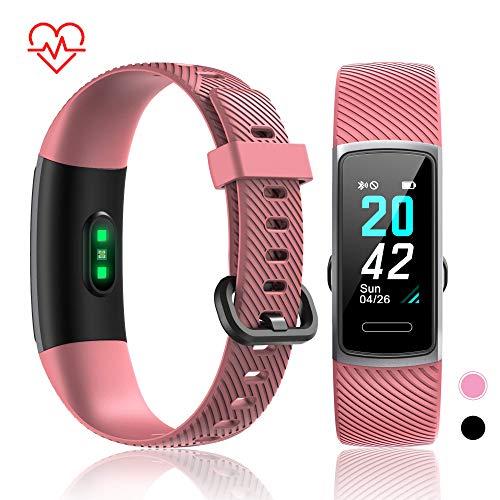 TOTOBAY Montre Connectée Bracelet Connecté, Tracker d'Activité Podometre Cardio Homme Femme Enfant Smart Watch...