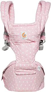 Ergobaby Hipseat Play Time Baby Carrier, Pink