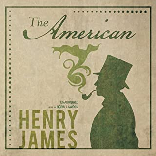 The American cover art