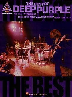 Deep Purple: The Best Of (Guitar Tab)