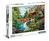 Clementoni- Puzzle 1000 Piezas Fuji Garden (39513.2)