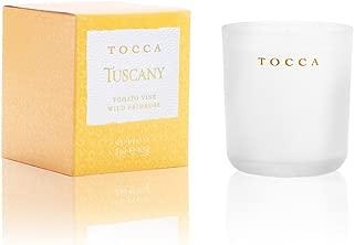 Tocca Tuscany Tomato Vine & Wild Primrose Candle, 3 oz