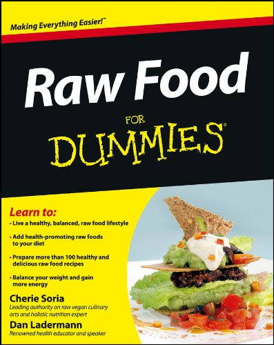 Lowest Prices! Raw Food For Dummies