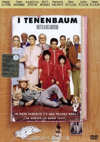 I Tenenbaum (Collector's Edition) (2 Dvd) [Italia]