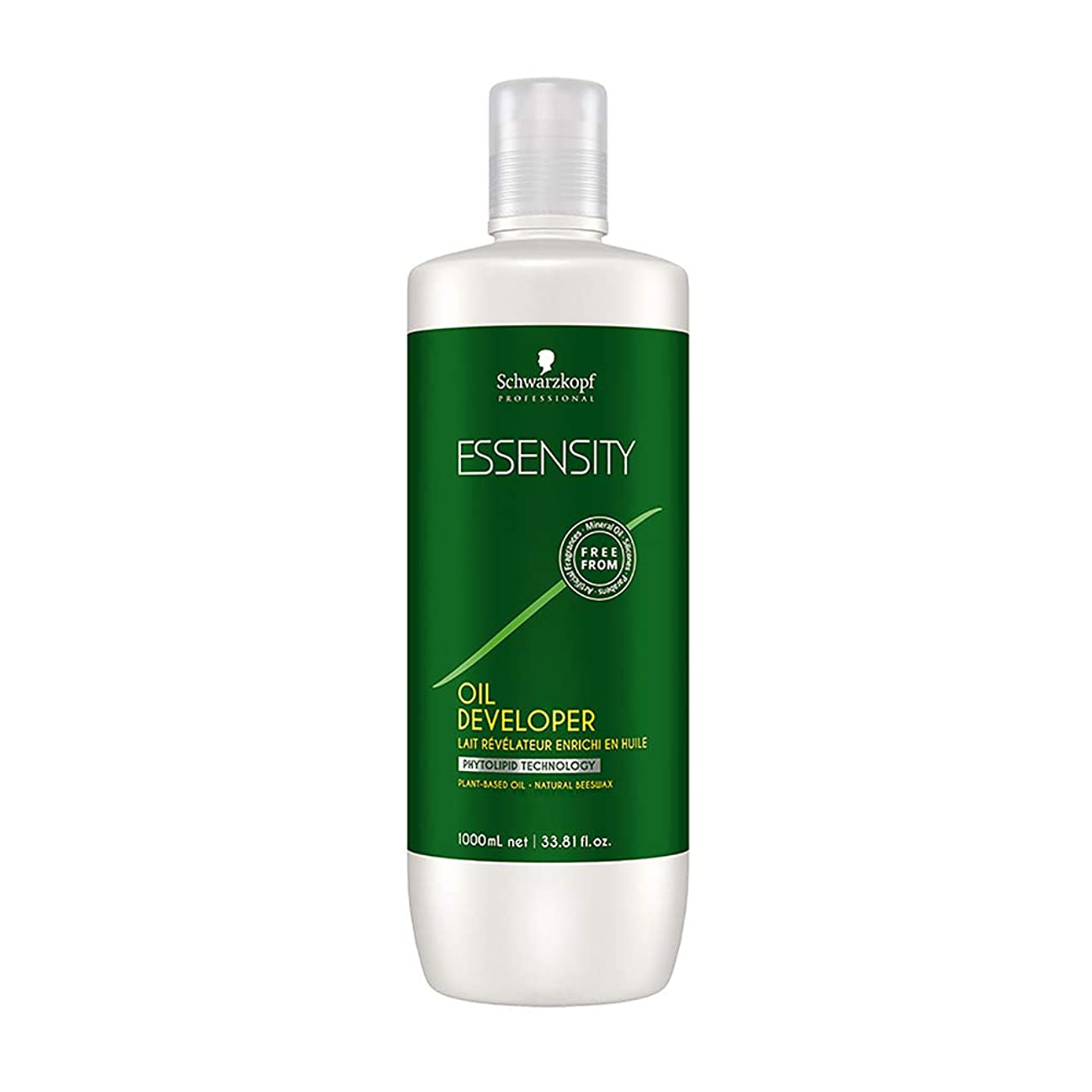 島受け入れた亜熱帯Schwarzkopf Essensity Oil Developer- 8.5% / 28 Volume- 33.8 oz by Schwarzkopf Professional by Schwarzkopf Professional