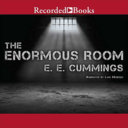 The Enormous Room audiobook cover art
