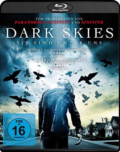 Dark Skies - Sie sind unter uns [Blu-ray]