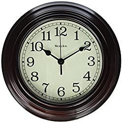 Westclox 33883P Wall Clock
