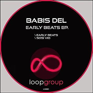 Early Beats Ep