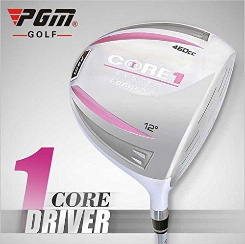 PGM femmes Driver de golf Distance - Graphite, pour droitier...