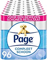 Page wc papier - Compleet Schoon - 96 rollen - Voordeelverpakking