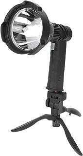 Alomejor Carpa de Camping Linterna de Carga USB de LED Carpa Ventilador Luz para Actividades al Aire Libre
