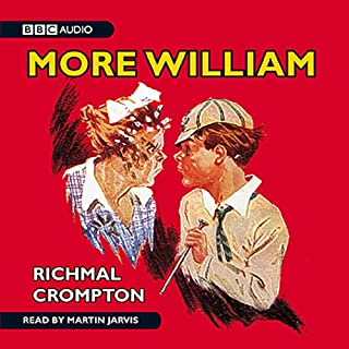 Just William - More William cover art