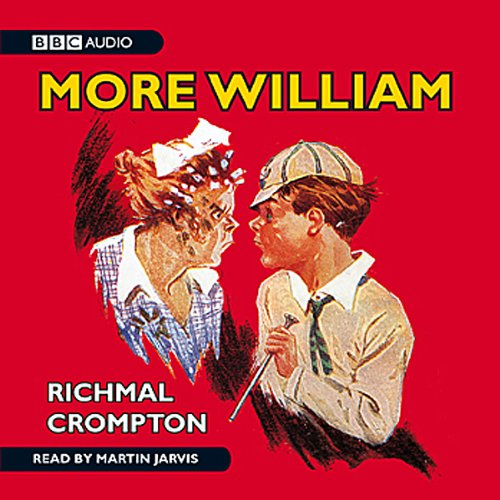 Just William - More William audiobook cover art
