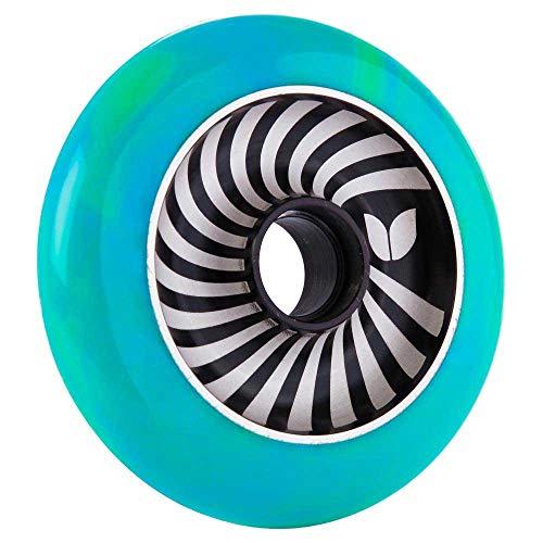 BLAZERPRO Blazer Pro Scooter Wheel Ruedas Patinaje Unisex Adulto, Multicolor (Green/Blue), 100