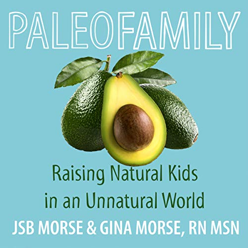 Paleo Family audiobook cover art