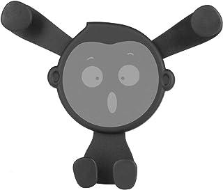 Balacoo Car Mobile Phone Bracket Dashboard Windshield Air Vent Holder for Vehicle (Black)