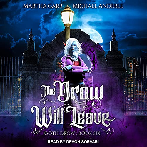 The Drow Will Leave cover art