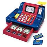Learning Resources Pretend & Play Teaching Cash Register [Standard...