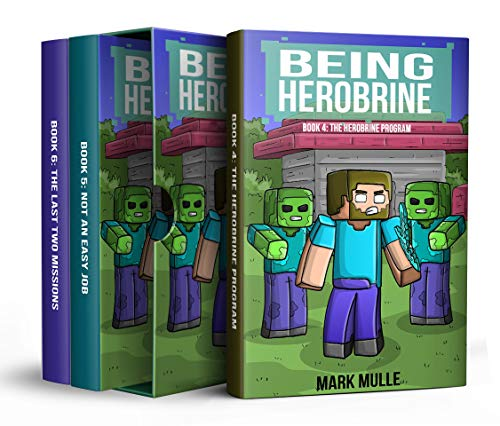 Being Herobrine Trilogy (Book 4 to 6): (An Unofficial Minecraft Diary Book for Kids Ages 9 - 12 (Preteen) (English Edition)