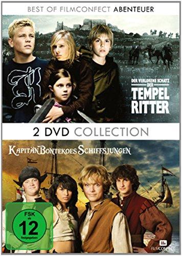 Kapitän Bontekoes Schiffsjungen / Der verlorene Schatz der Tempelritter [2 DVDs]