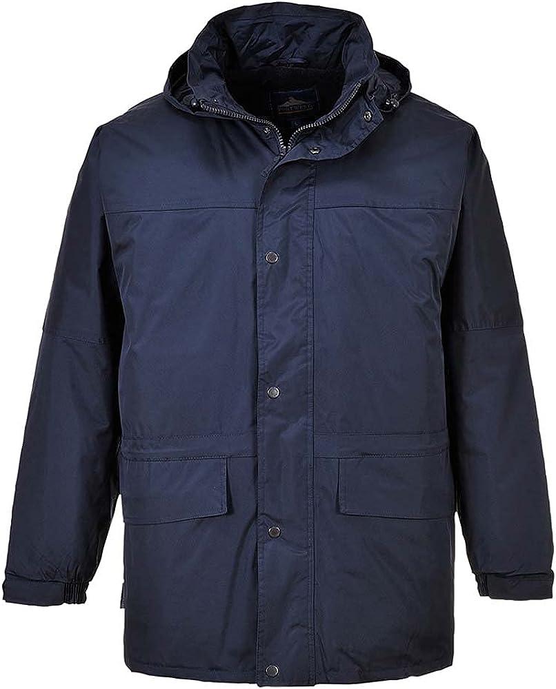 Portwest Workwear Mens Oban Fleece Lined Jacket